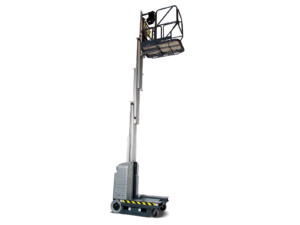 JLG 15MSP Driveable Stock Picker