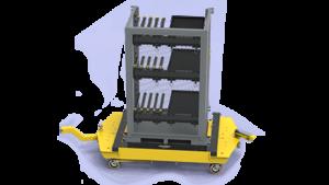 Industrial Carts Taylor-Dunn