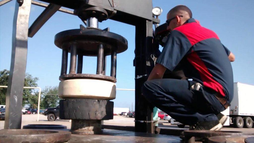 tire press