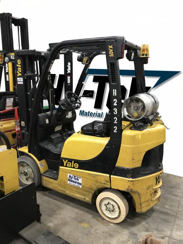 2011 Yale GLC050VX Forklift
