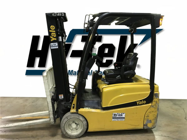 2014 Yale ERP040VT Electric Forklift