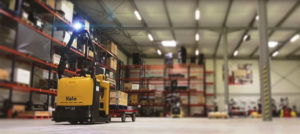 Discover How the New Robotic Lift Trucks Work in Less Than 10 Minutes