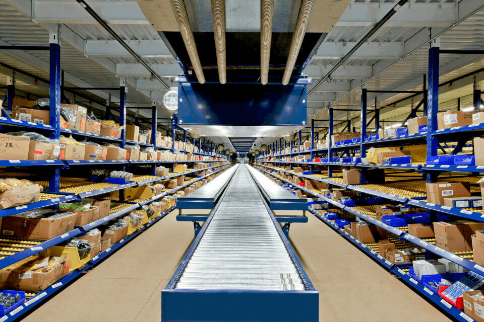 ecomplete solutions for warehousing