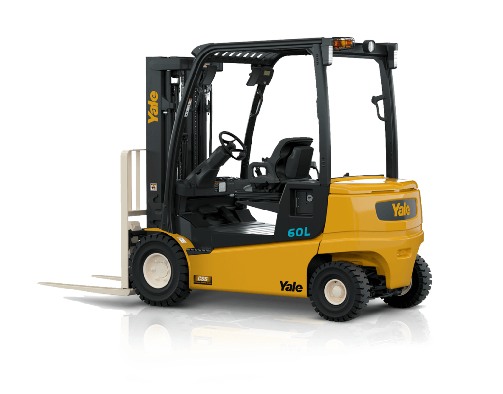 Yale ERP050-060VLL Electric Forklift