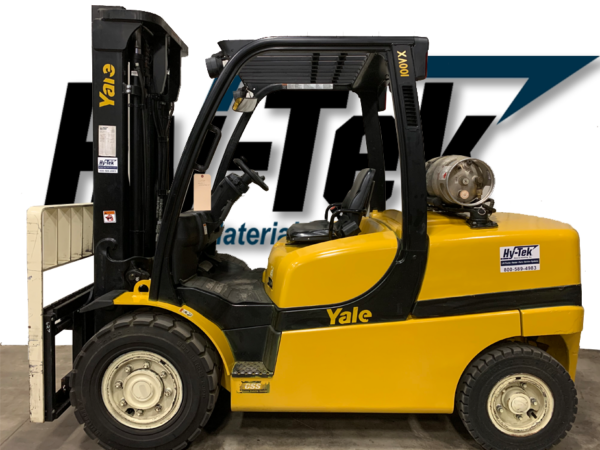 2016 Yale GLP ICE Pneumatic Tire Forklift