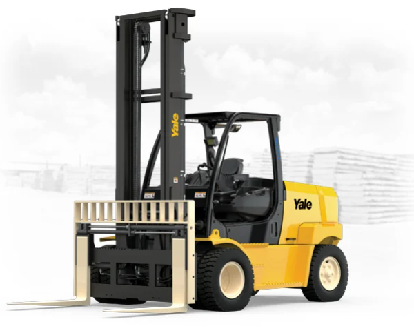 Yale Class 1 Electric Forklift ERP155-190VNL High Capacity Load