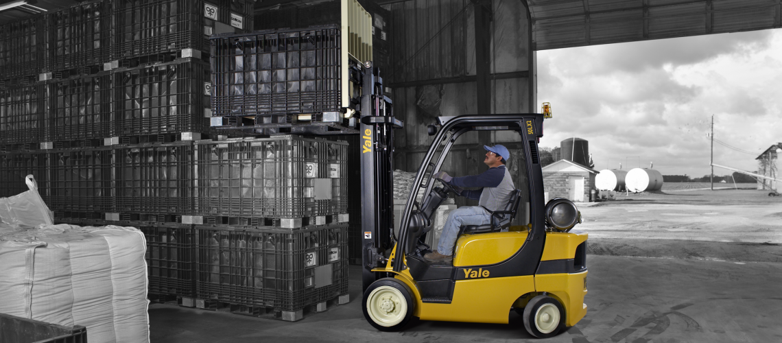 The Different Types of Forklifts the Complete Guideline