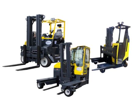 combilift multidirectional forklifts: c6000, c8000, and c10000xl​