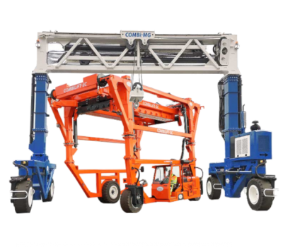 combilift straddle carrier: the combui-sc and combi-mg